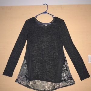 Xhilaration Long Sleeve Top